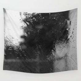 I LOVE THE RAIN Wall Tapestry