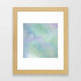 Lacuna Watercolour Sky Framed Art Print
