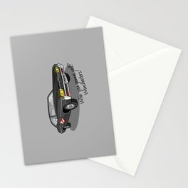Ghosthunters Stationery Cards