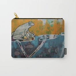 Frog Music Carry-All Pouch