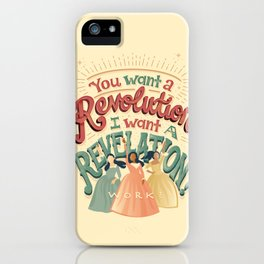 Revelation iPhone Case