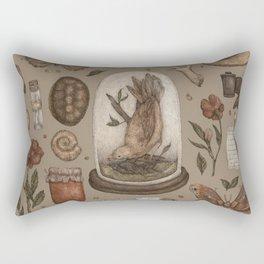 Preserved Memories Rectangular Pillow