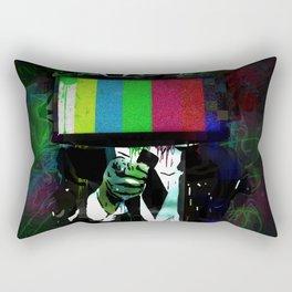 Uncle Brainwash Rectangular Pillow