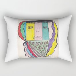 I Love Pizza But Is It Kosher Pizza Rectangular Pillow