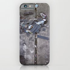 Skates Cementery Slim Case iPhone 6s