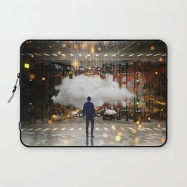 Raining in the Streets Laptop Sleeve