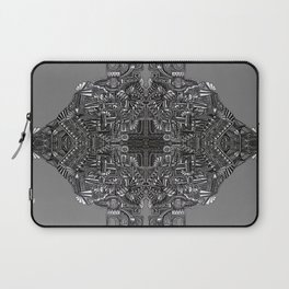 """Tutto sulle mie spalle!"" (0017) Laptop Sleeve"