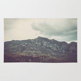 The Mountains of Montana Rug