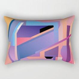 Maskine 9 Rectangular Pillow