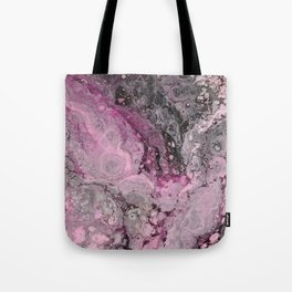 """""""Epiphany in Pink"""" by Angelique G. Tote Bag"""