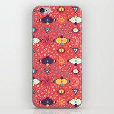 Cosmos Pattern iPhone & iPod Skin