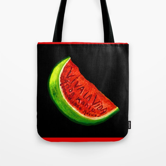 Tote Bag - Blue 13 by VIDA VIDA