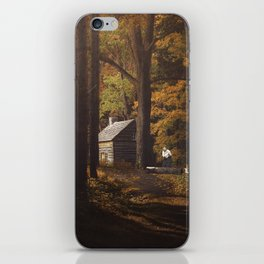 The lumberjack iPhone Skin