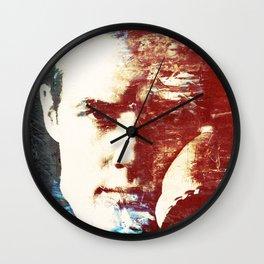 Idols - Marlon Brando Wall Clock