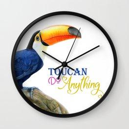 Toco Wall Clock