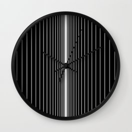 SHADOW AND LIGHT Wall Clock
