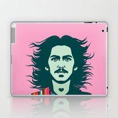 Unique Man Laptop & iPad Skin