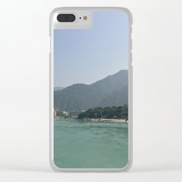In the Himalayas Clear iPhone Case