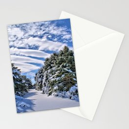 Pine Grove Stationery Cards