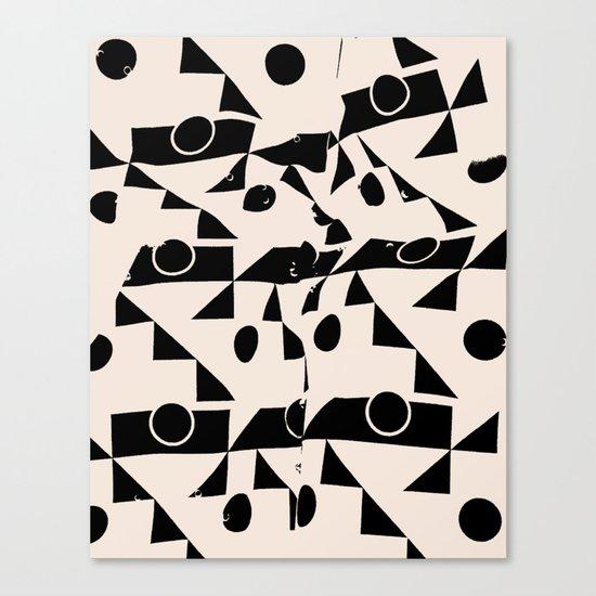 Fortress Canvas Print