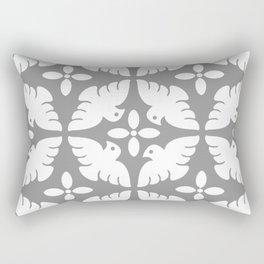 Dove Pattern 4 Rectangular Pillow