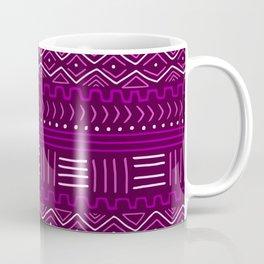 Mudcloth in Pinks Coffee Mug