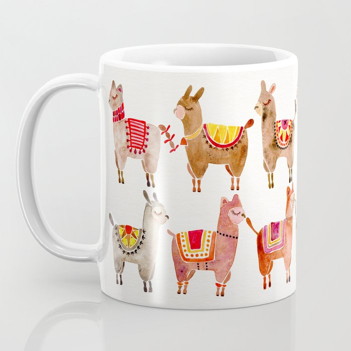 Alpacas Coffee Mug