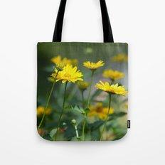 Sunny Road Tote Bag