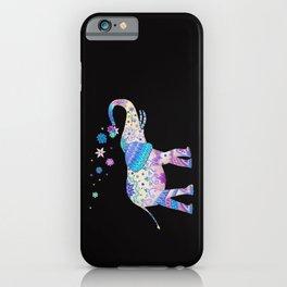 Henna Mandala Luck Elephant iPhone Case