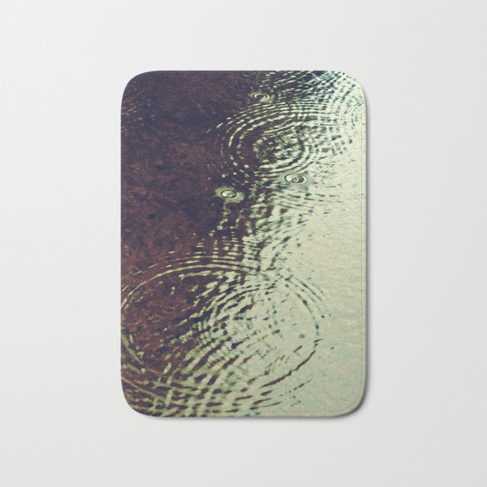 The Skin Of The Water Bath Mat