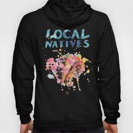 Local Natives Tshirt Hoody