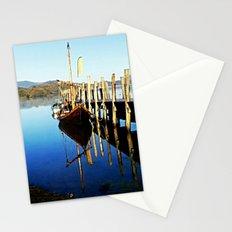 Derwent Water Boat Stationery Cards