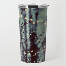 Winter Lights Travel Mug