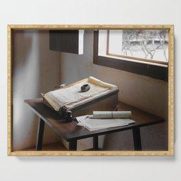 Spanish friar's desk Serving Tray