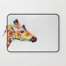 The Graceful - Giraffe Laptop Sleeve