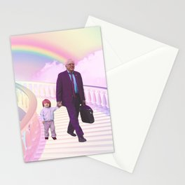 PawPaw Bernie Stationery Cards