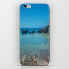 Bermuda Beach 2 iPhone & iPod Skin