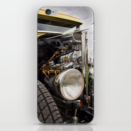 Vintage Car 2 iPhone Skin