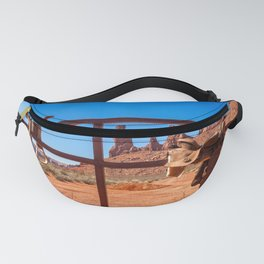 Saddle up in Wild West Fanny Pack