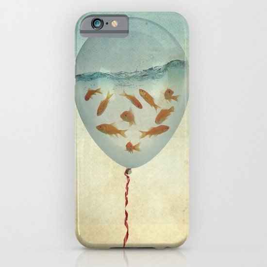 balloon fish 03 iPhone & iPod Case