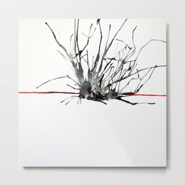 My Schizophrenia (2) Metal Print