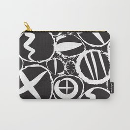 Modern Mud Cloth 6 Carry-All Pouch