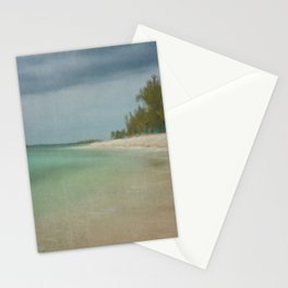 Dreaming of a Key West Beach Stationery Cards