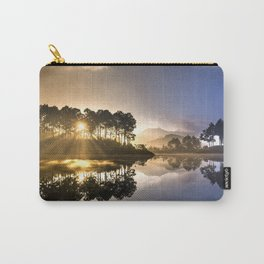 Sunset Reflections on Lake Carry-All Pouch