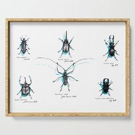 Beetles Serving Tray