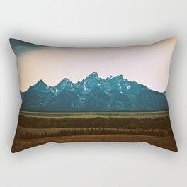Tetons Rectangular Pillow