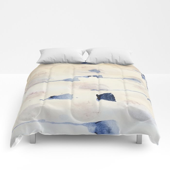 free fall Comforters
