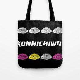 Konnichiwa 2 Tote Bag