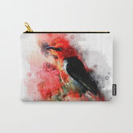 Colibri flight Carry-All Pouch