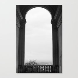 Villa d'Este Canvas Print